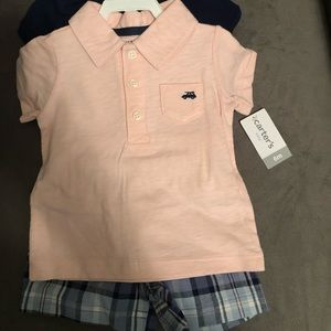 Carters 6month outfit set brand new